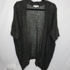 Forever 21 Cacoon Cardigan Open Knit Sweater